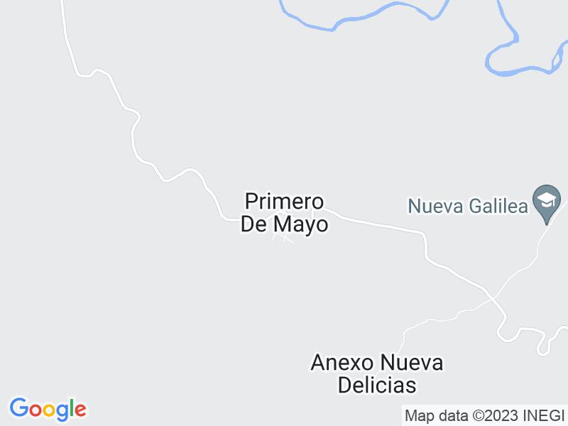Primero de Mayo, Chiapas