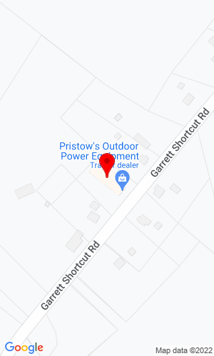 Google Map of Pristows Sales And Service 241 Garrett Shortcut Road, Berlin, PA, 15530-6905,