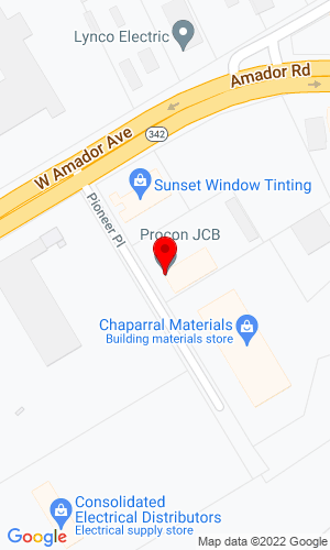 Google Map of ProCon JCB 461 Pioneer Place,  Las Cruces, NM, 88005