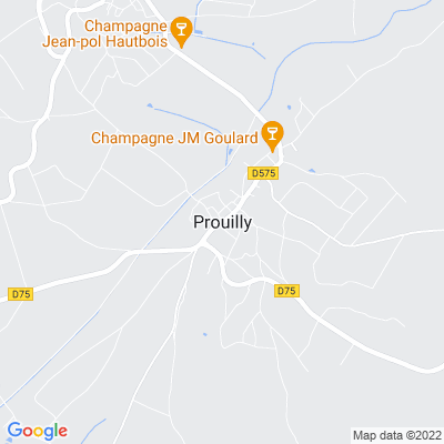 bed and breakfast Prouilly