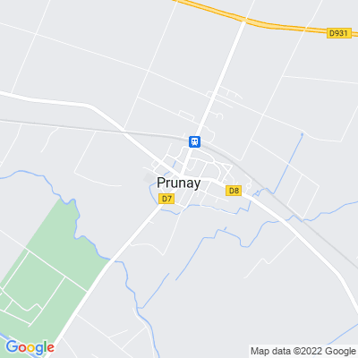 bed and breakfast Prunay