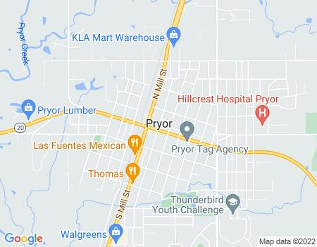 payday loans in Pryor Creek
