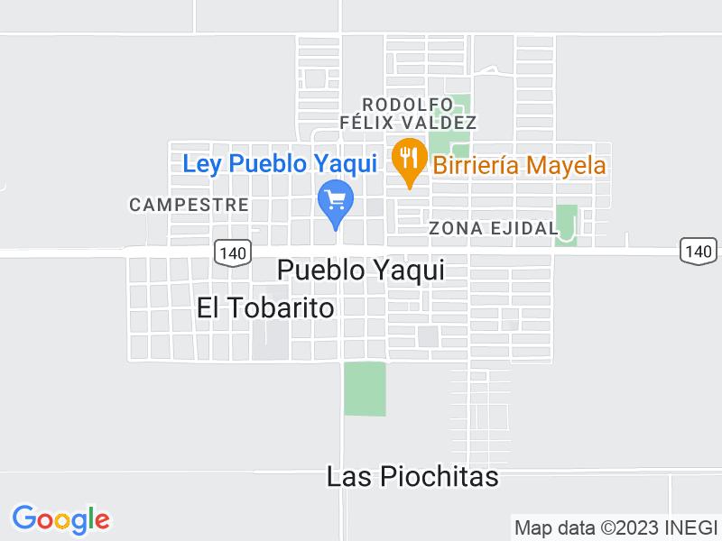 Pueblo Yaqui, Sonora