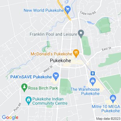 Pukekohe   Locations   NGTC