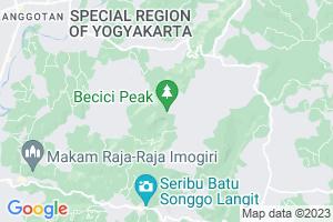 Google Map of Puncak becici bantul yogyakarta
