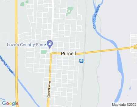 payday loans in Purcell