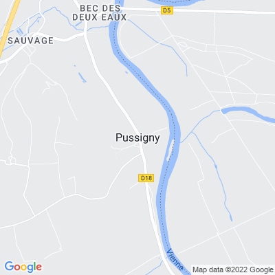 bed and breakfast Pussigny