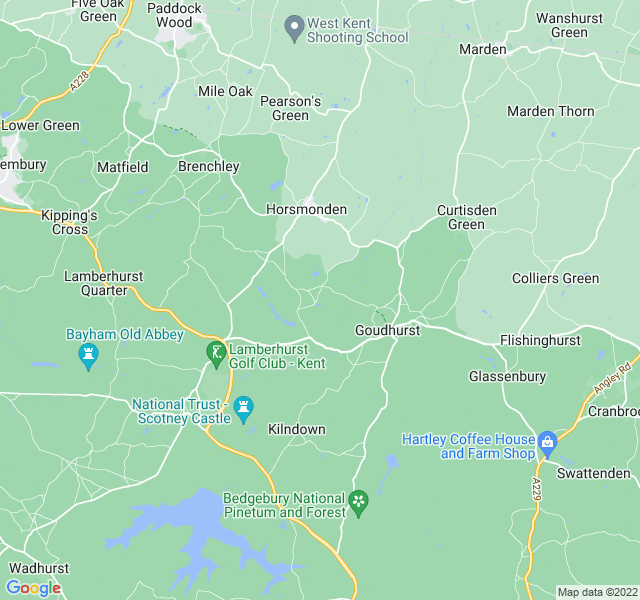 Website Designer Pwl Google map of location