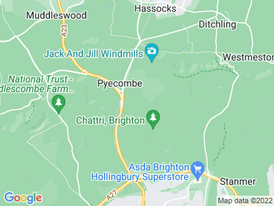 Personal Injury Solicitors in Pyecombe