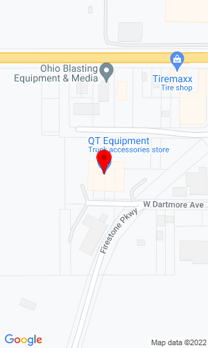 Google Map of QT Equipment 5925 M.L.K. Blvd., Suite 105, Tampa, FL, 33619
