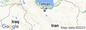 Qom map