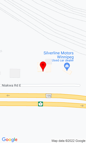 Google Map of Querel Trailers 1585 Niakwa Rd, Winnipeg, MB, R2J 3T3