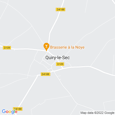 bed and breakfast Quiry-le-Sec