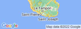 Saint Pierre map