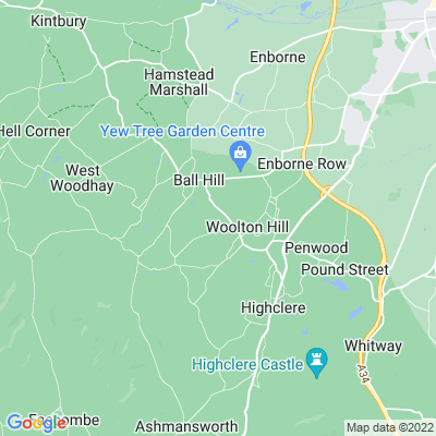Woolton House Location