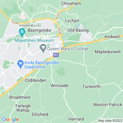 Hackwood Park Location