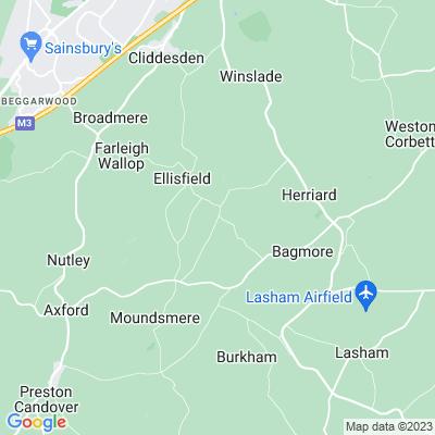Ellisfield Manor Location