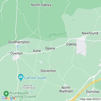 Deane Park Location