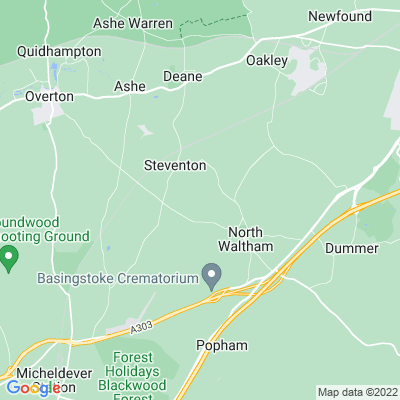 Steventon Manor Location