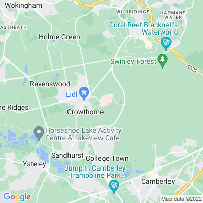 Broadmoor Hospital Location