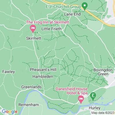 Shogmoor Barn Location