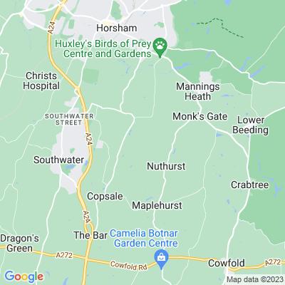 Sedgwick Park Location