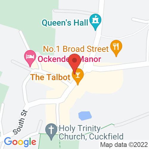 Google Map of David Foord-Brown Antiques