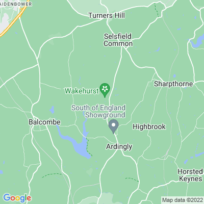 Wakehurst Place Location