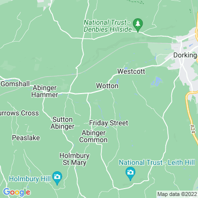 Wotton House Location