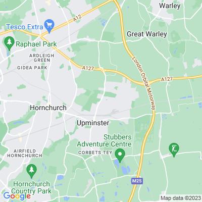 Hall Lane Mini Golf Course Location
