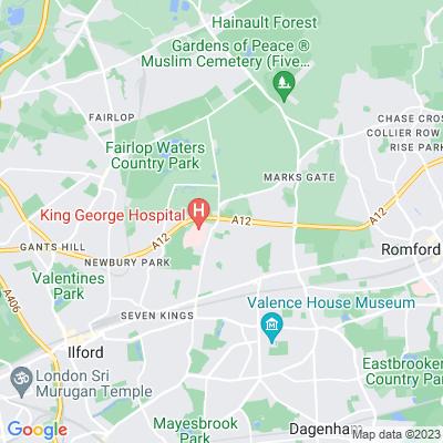 Little Heath Green Location