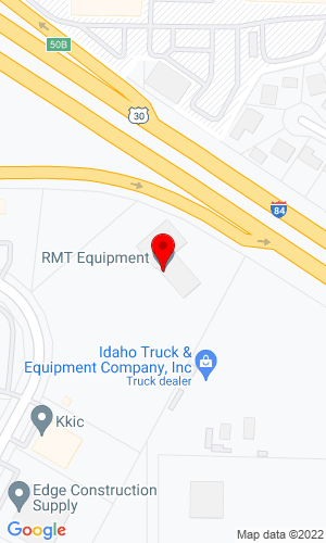 Google Map of RMT Equipment 1898 Century Way, Boise, ID, 83709,