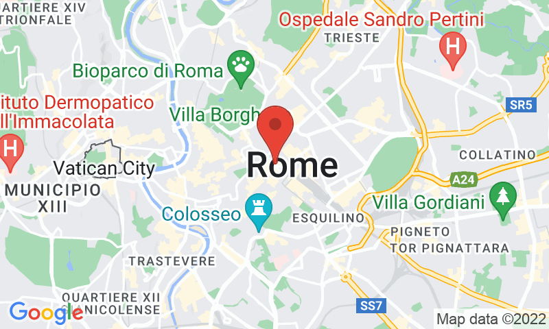 SYMPOSIVM SRLS su google maps