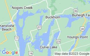 Map of Six Foot Bay Resort & Golf Club
