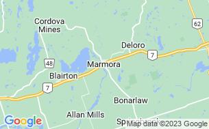 Map of KOA Marmora