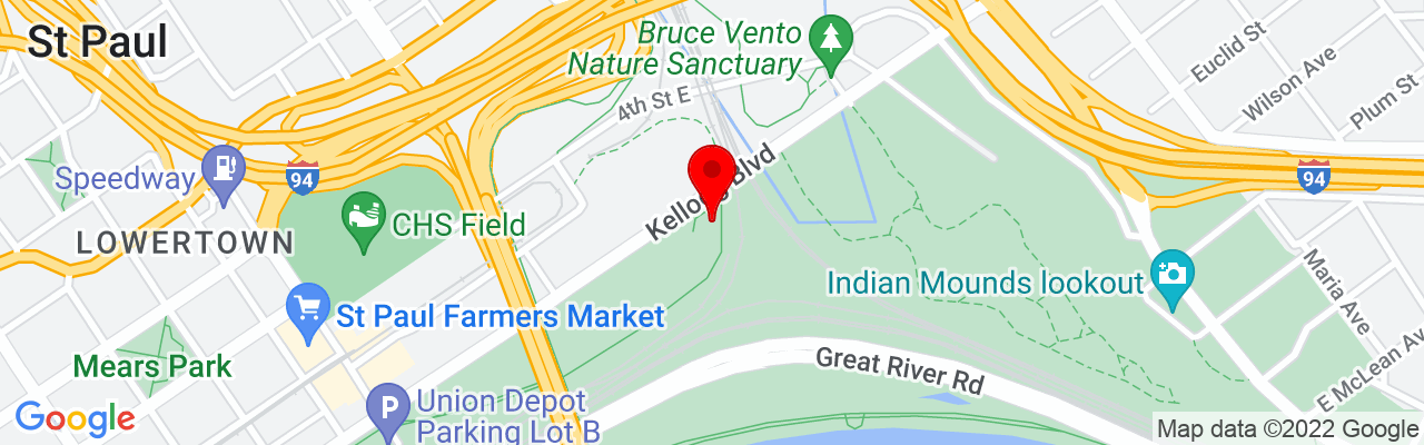 Google Map of Rail View Picnic Area