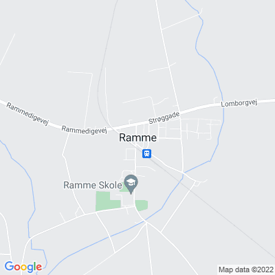 bed and breakfast Ramme