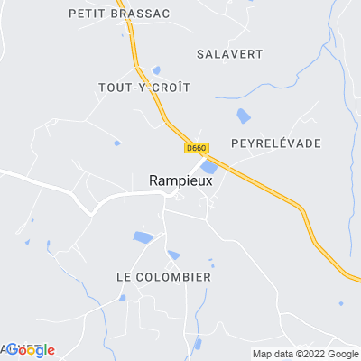 bed and breakfast Rampieux