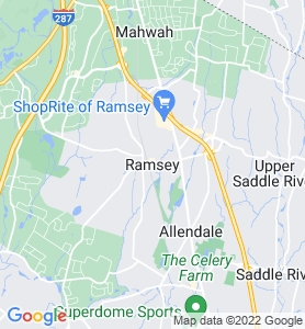 Ramsey NJ Map