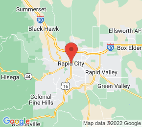 Job Map - Rapid City, South Dakota  US