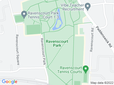 Personal Injury Solicitors in Ravenscourt Park