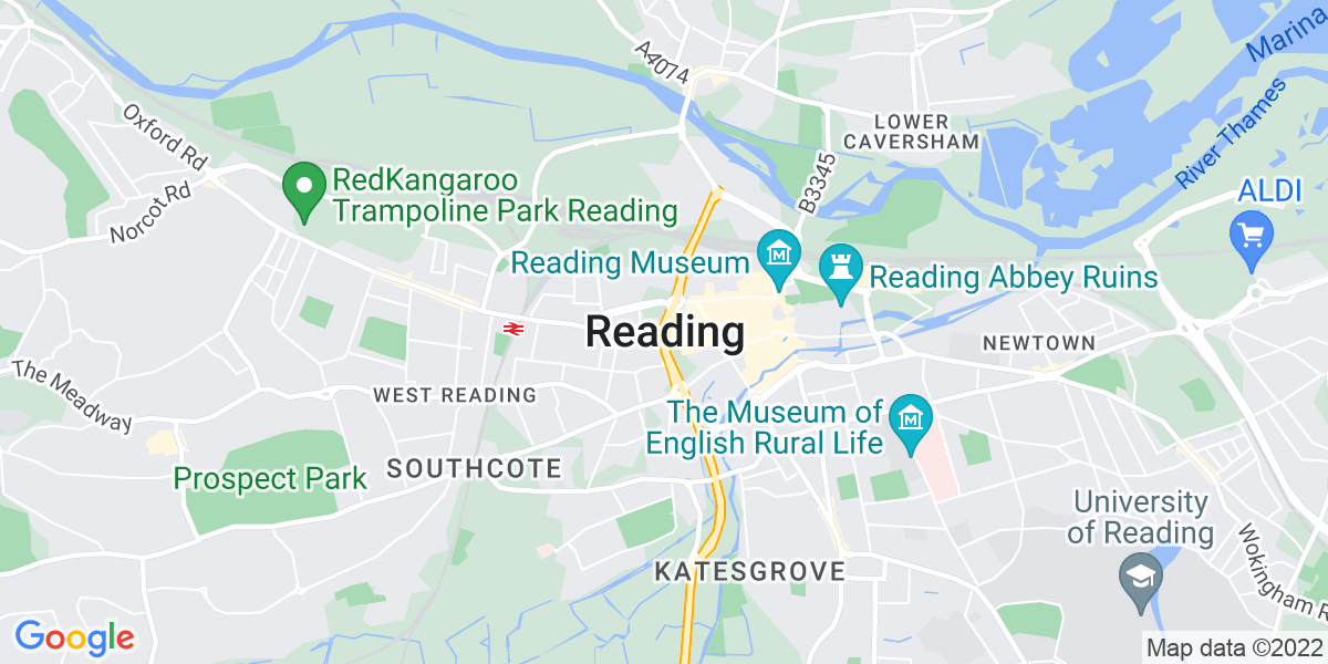 Map: Business Development Consultant job role in Reading