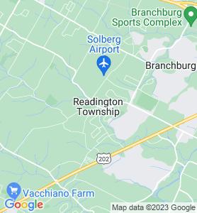 Readington NJ Map