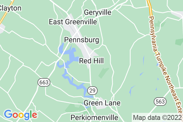 Red Hill, PA