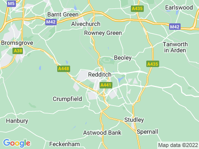 Personal Injury Solicitors in Redditch