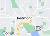Open Google Map of Redmond Venues