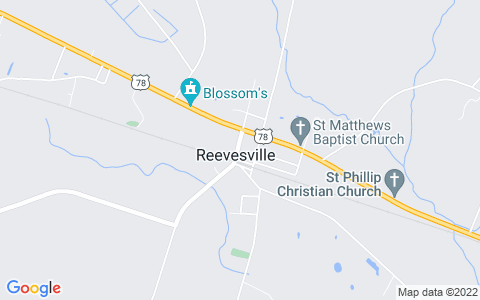 Reevesville