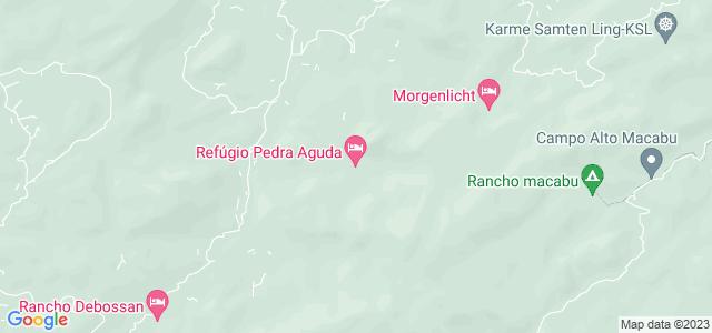 Refúgio da Pedra Aguda, Bom Jardim - RJ