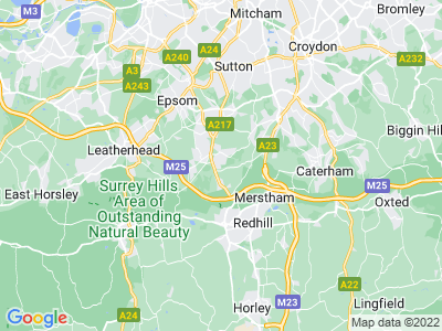 Personal Injury Solicitors in Reigate and Banstead