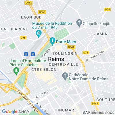 bed and breakfast Reims